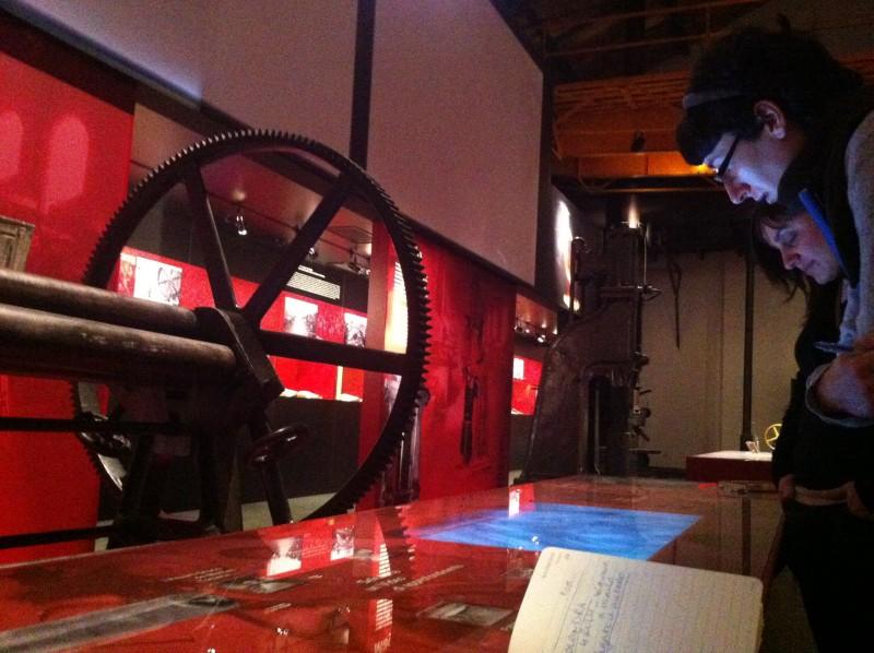 MITI - Museo dell'innovazione e della tecnica industriale, Fermo