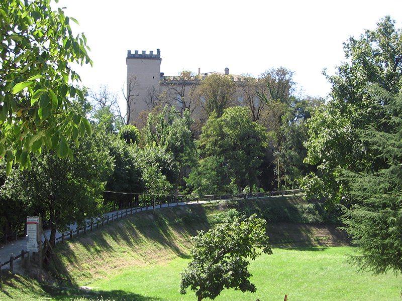 castello di Lanciano, Castelraimondo