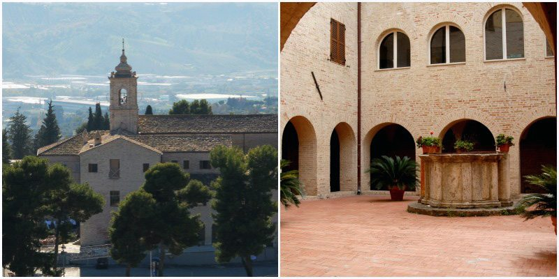Santuario di San Giacomo della Marca a Monteprandone