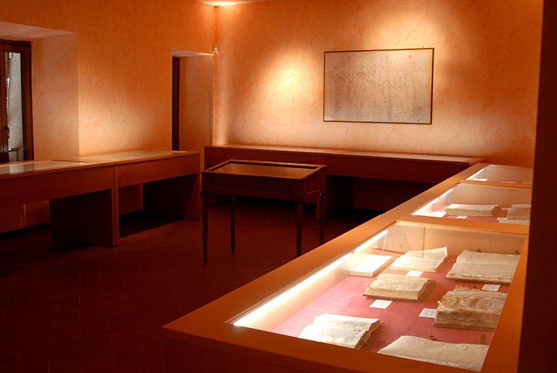Museo dei Codici di San Giacomo della Marca