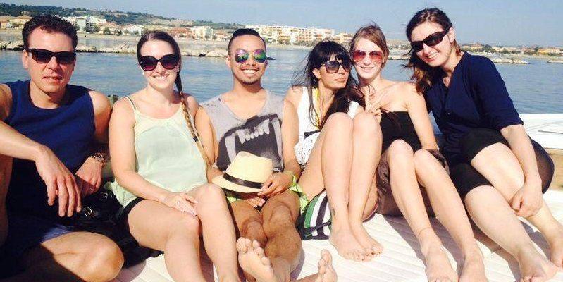 I blogger stranieri di #ilovesenigallia
