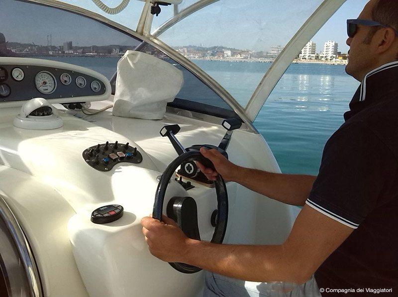 Gita in barca Senigallia - © Compagnia dei Viaggiatori