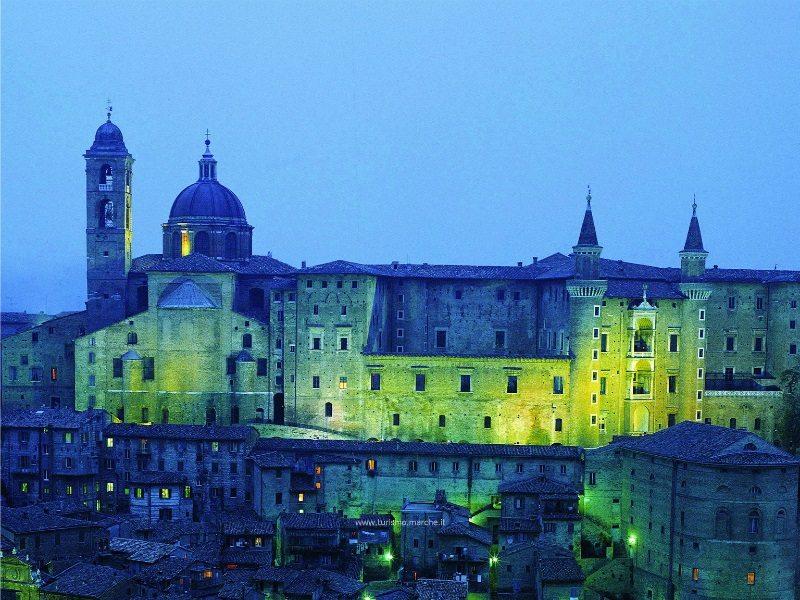 Galleria Nazionale delle marche. © Marche Tourism