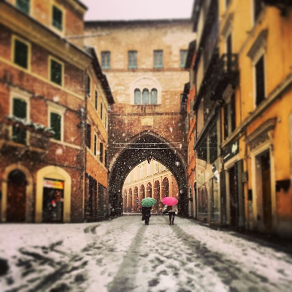 Una passeggiata a Fabriano (AN). Foto di © Luisades