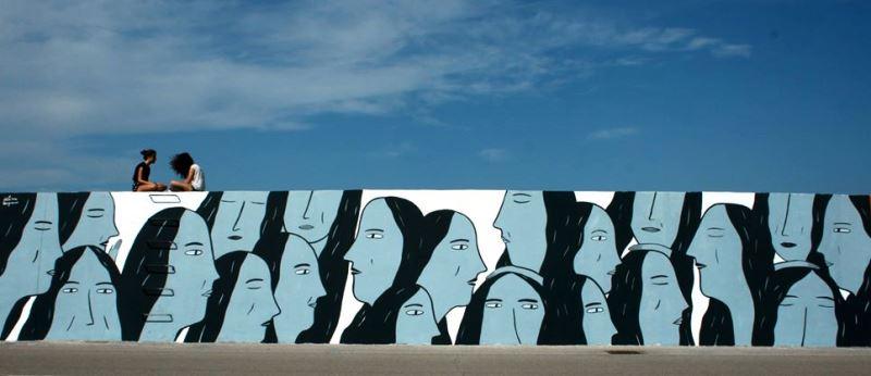 Street art a Civitanova Marche