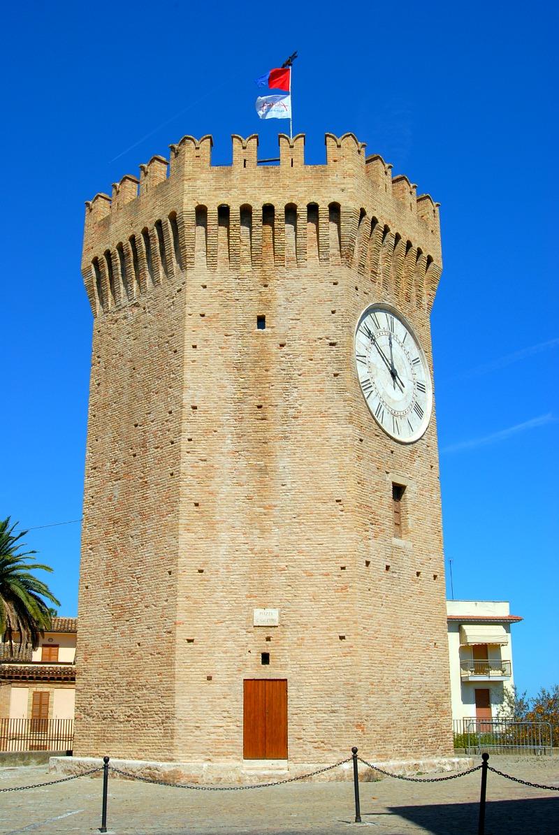Torre dei Gualtieri a San Benedetto del Tronto