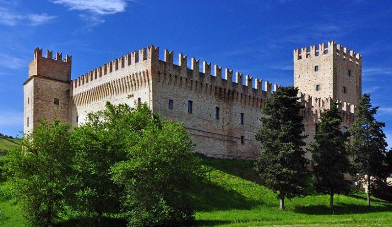 Castello della Rancia di Tolentino © Flavio Scarpacci