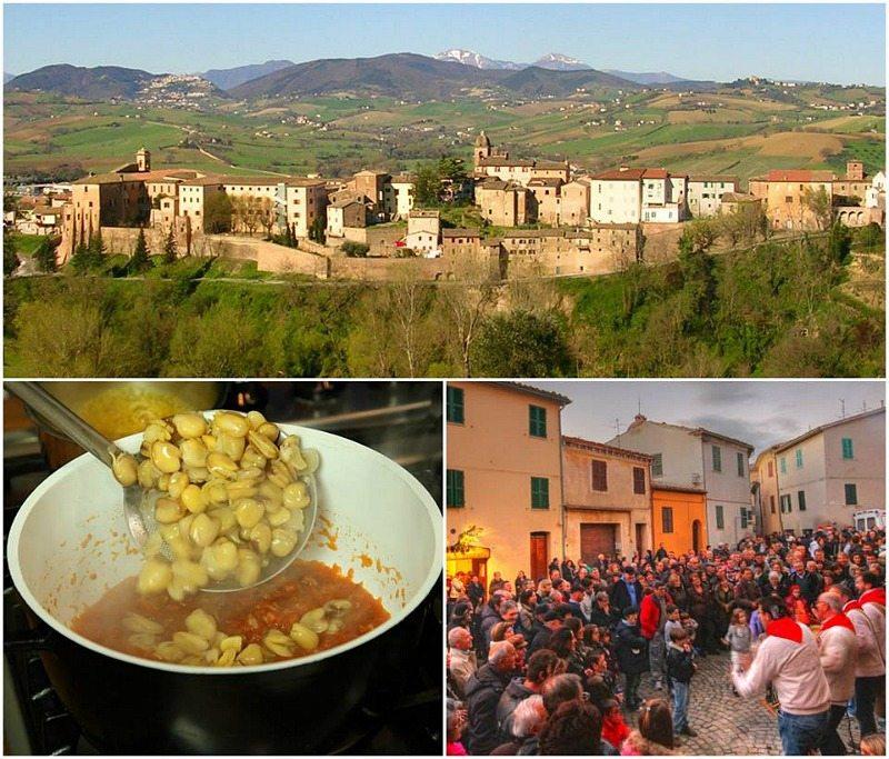 Festa della Cicerchia a Serra de' Conti