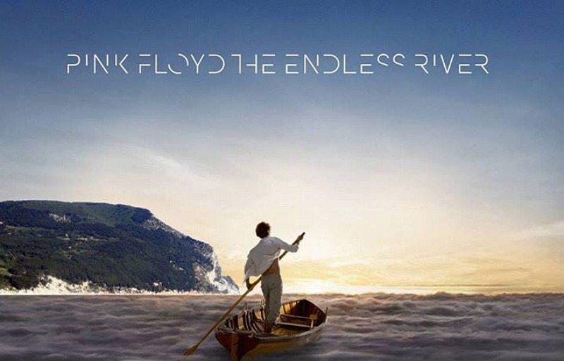Fotomontaggio su copertina album Pink Floyd realizzato da Diego Galassi