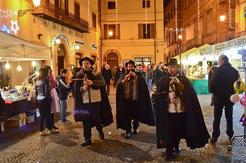 Fornarina d'Inverno e Fiera di Sant'Andrea a San Ginesio