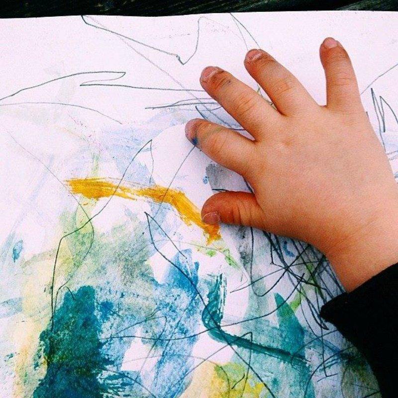 Laboratorio di pittura © Andrea Braconi