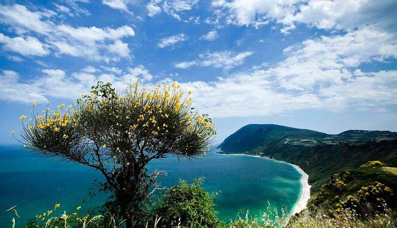 La Riviera del Conero nelle Marche © Paolo Zitti Flickr Turismo Marche