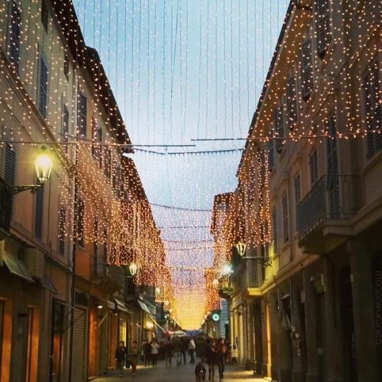 Il corso di Senigallia (AN) ©mononeuronico su Instagram