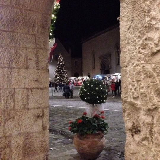 Il borgo medievale di Visso (MC) da un altro punto di vista © _francesca_