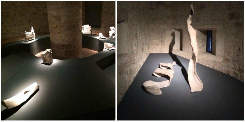 La mostra di Giuliano Giuliani al Forte Malatesta di Ascoli Piceno