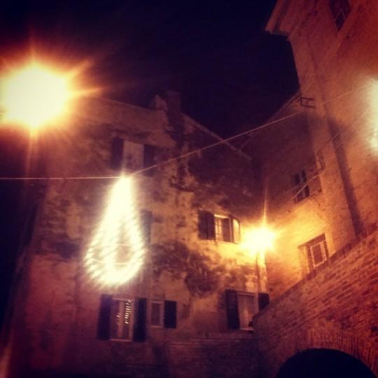 Tra i vicoli di Grottammare si respira l'aria del Natale © manuelesacchi78