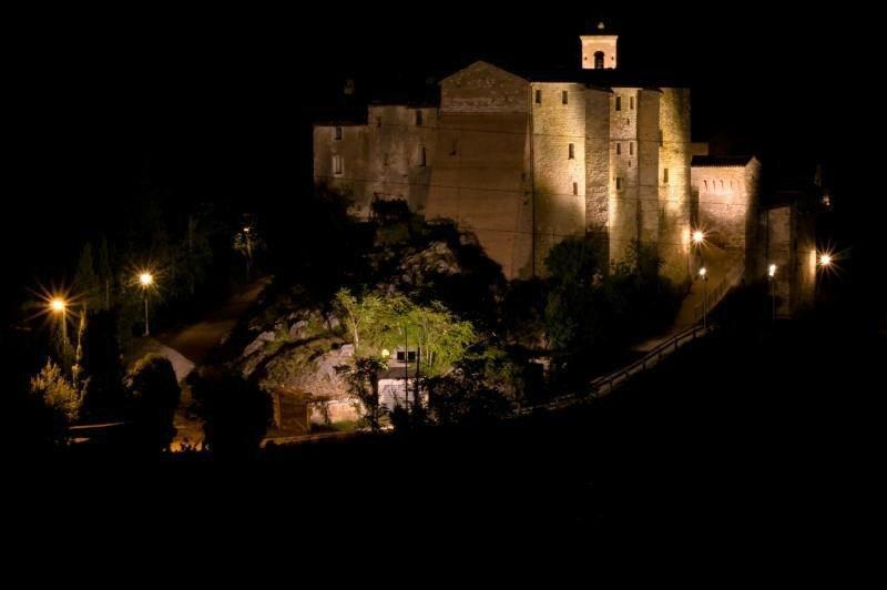 Il castello di Precicchie (AN) ospita tra le sue mura un magico presepe animato