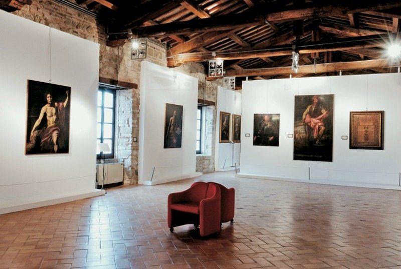 """La Pinacoteca civica """"Girolamo di Giovanni"""" a Camerino"""