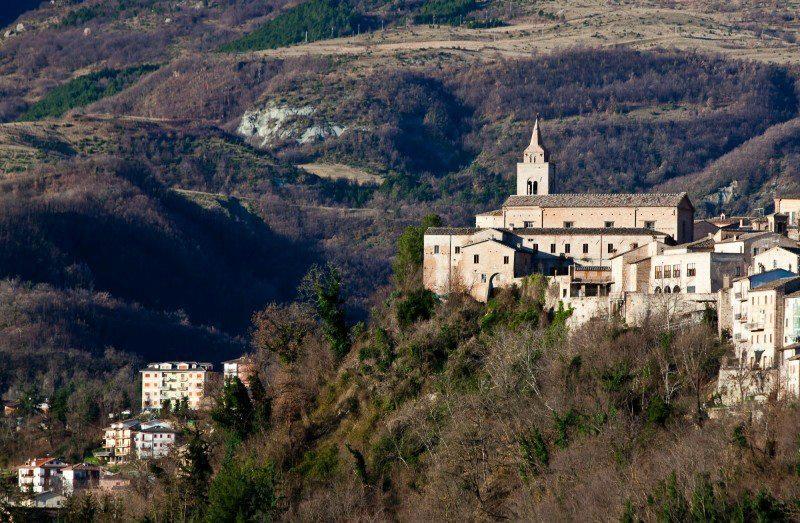 Veduta di Amandola  ©  Marche Tourism da Flickr