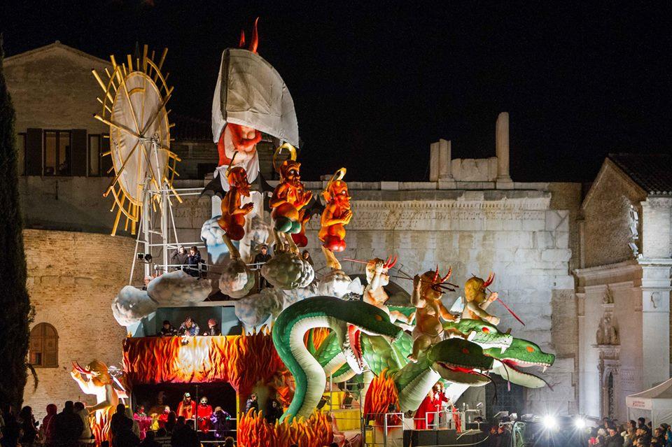 Carnevale di Fano @ Maria Luisa Palazzi