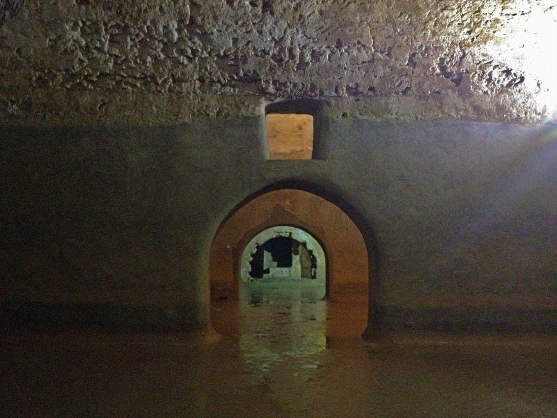 Le cisterne romane di Fermo © Marche Tourism