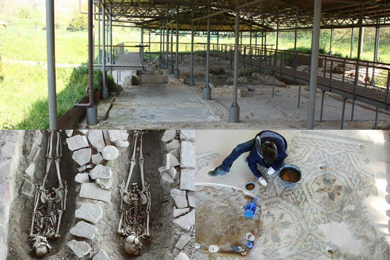 sito archeologico colombarone