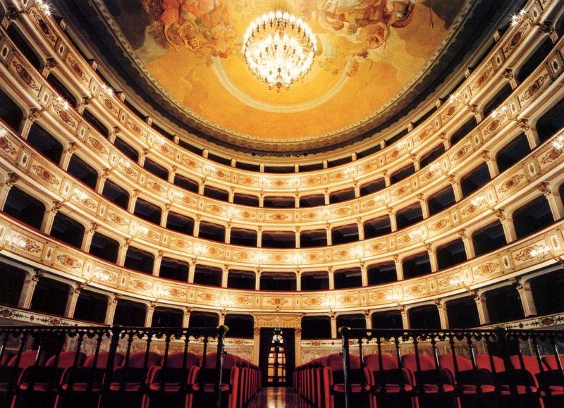 Il Teatro dell'Aquila di Fermo © MarcheTourism su Flickr