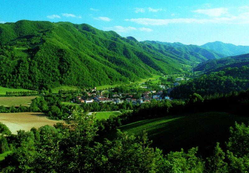 Veduta di Borgo Pace (PU) © Comune di Borgo Pace