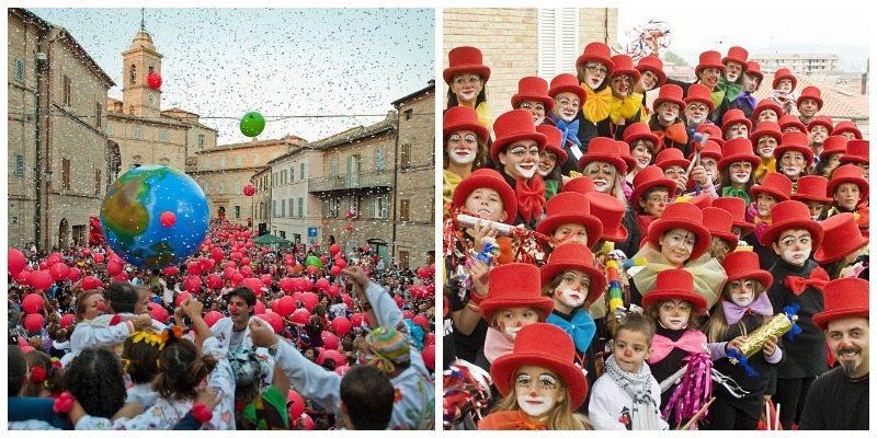 """Il Festival nazionale""""Clown&Clown"""" di Monte San Giusto"""