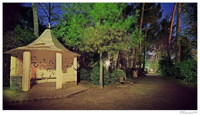 Il Parco Colle Celeste di Maiolati Spontini © Pietro Cerioni
