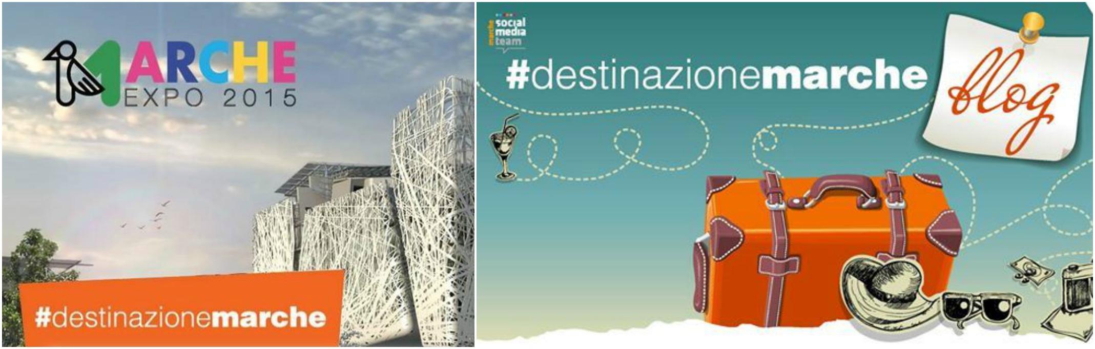 #destinazionemarche alla BIT 2015 con la presentazione delle Marche all'Expo e dei risultati social