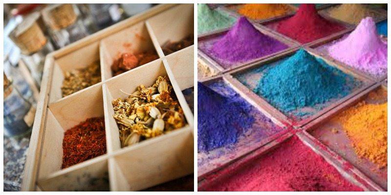 Il Museo dei Colori Naturali di Lamoli