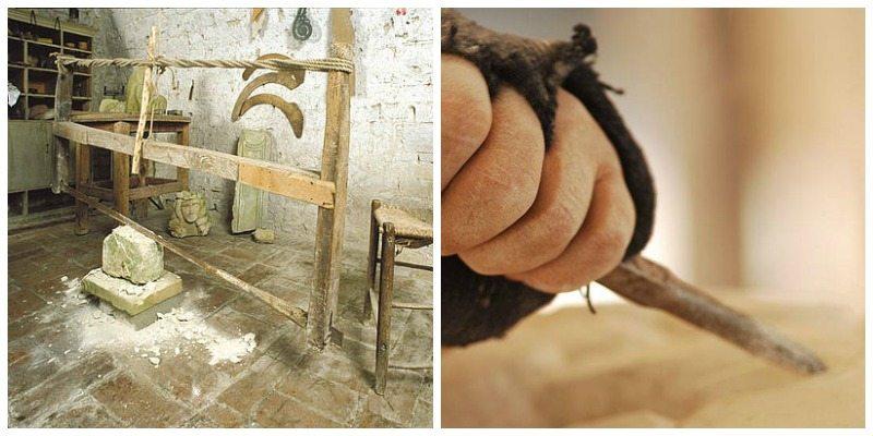 Museo del Territorio – Arte degli Scalpellini a Sant'Ippolito © Marco Michelini