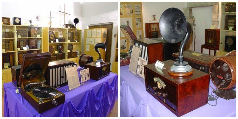 Museo delle radio d'epoca a Macerata Feltria