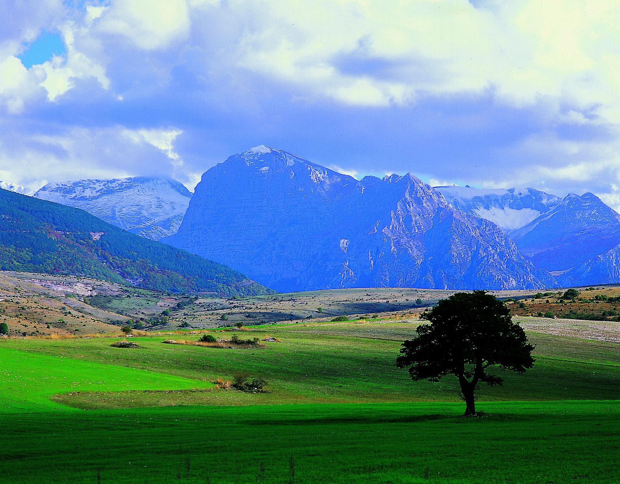 Parco Nazionale dei Monti Sibillini © marche Tourism da Flickr