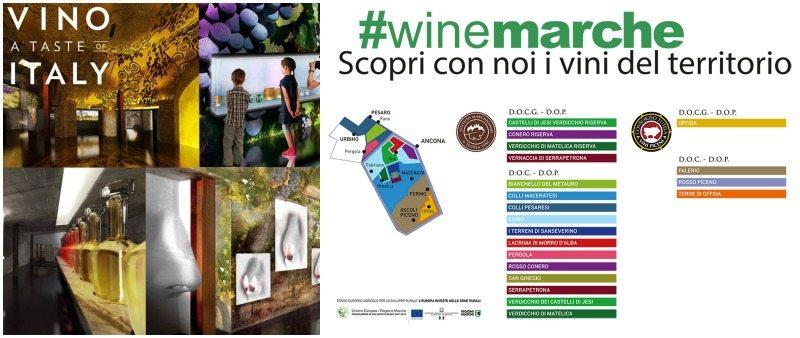 Padiglione Vino: Vino - A taste of Italy.