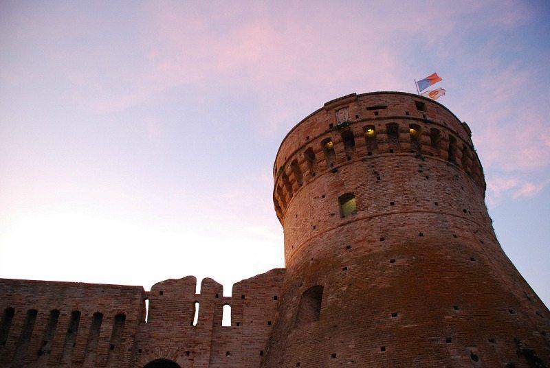 Fortezza di Acquaviva Picena di Hari Seldon
