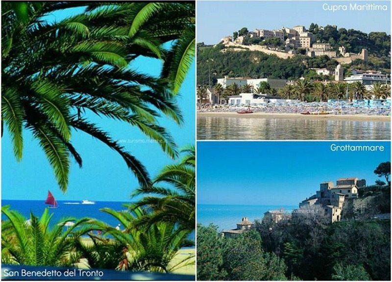 Le Bandiere Blu della Provincia di Ascoli Piceno