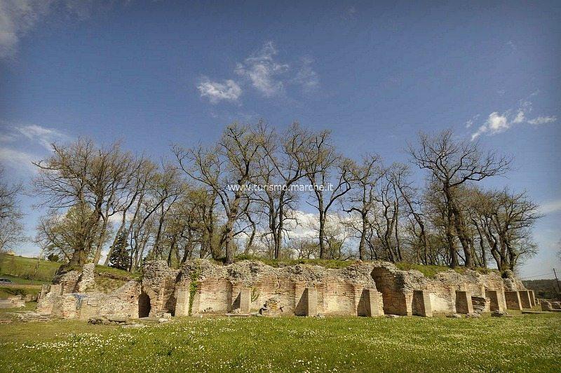 Parco archeologico di Urbisaglia ©Turismo Marche