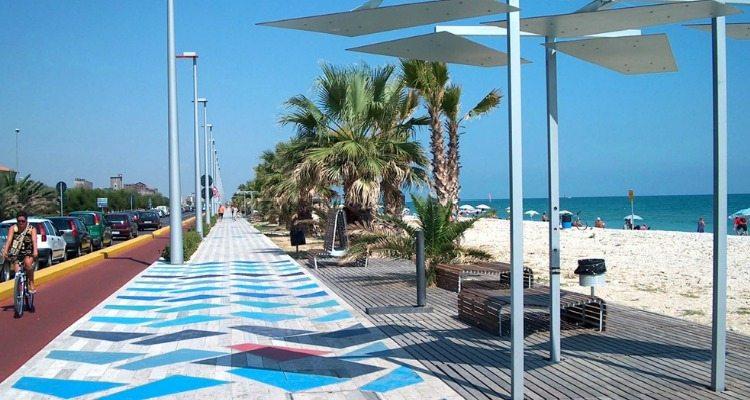 Expo nelle marche un itinerario nel fermano fra shopping - Ristorante il giardino porto sant elpidio ...