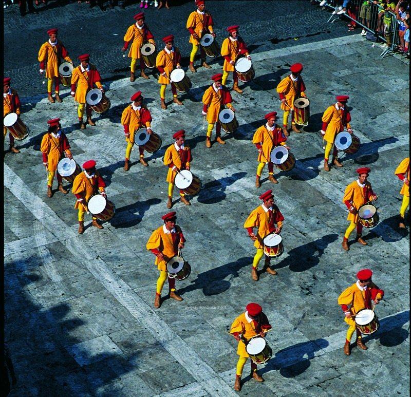 La Quintana di Ascoli Piceno © Turismo Marche