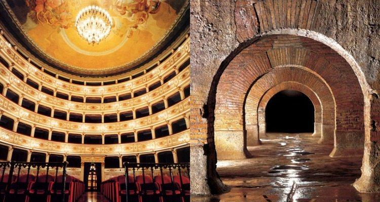 teatro e cisterne