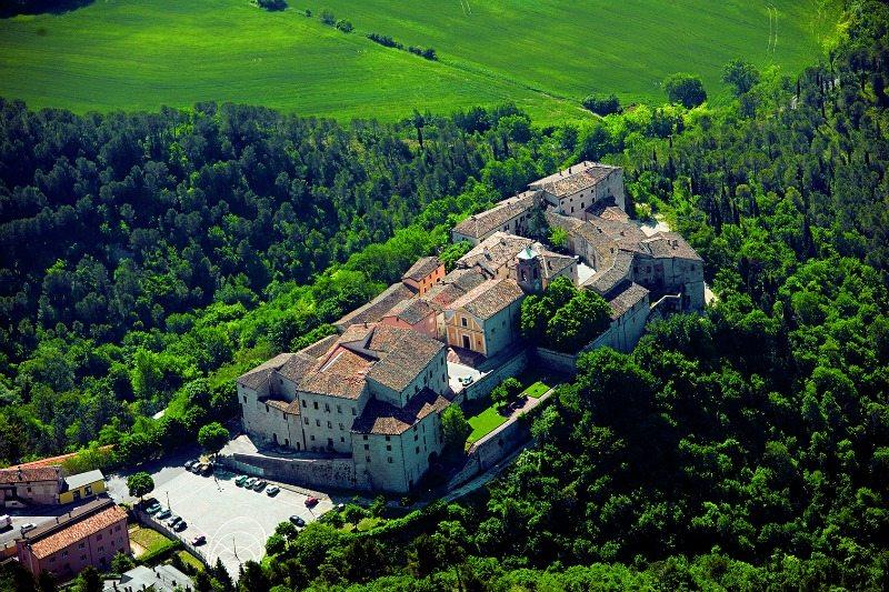 Castello di Genga © Piero Principi