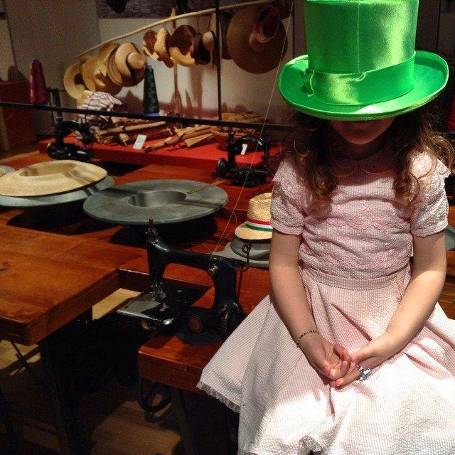 Il Museo del cappello di Montappone © Roberta Mori