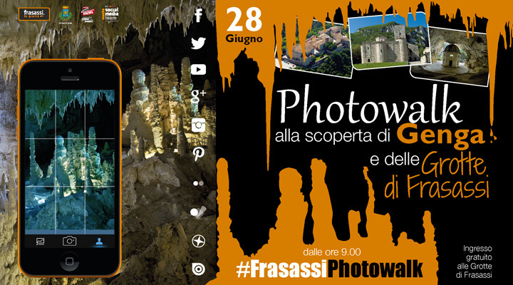Frasassi PhotoWalk