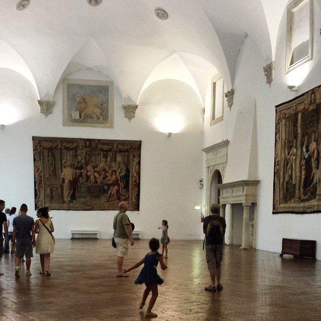Palazzo Ducale di Urbino  © Susanna Laino