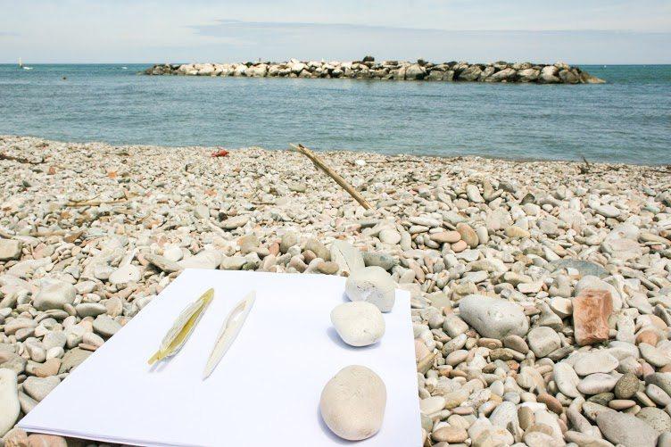 L'ag da ret e il mare Adriatico