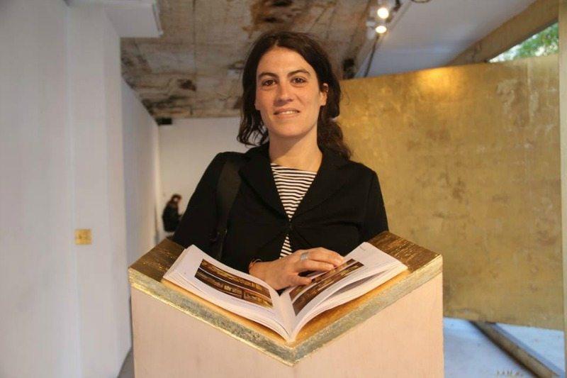 "Matilde Cassani ideatrice del progetto ""Sacred Spaces in Profane Buildings""  © Mappelab"