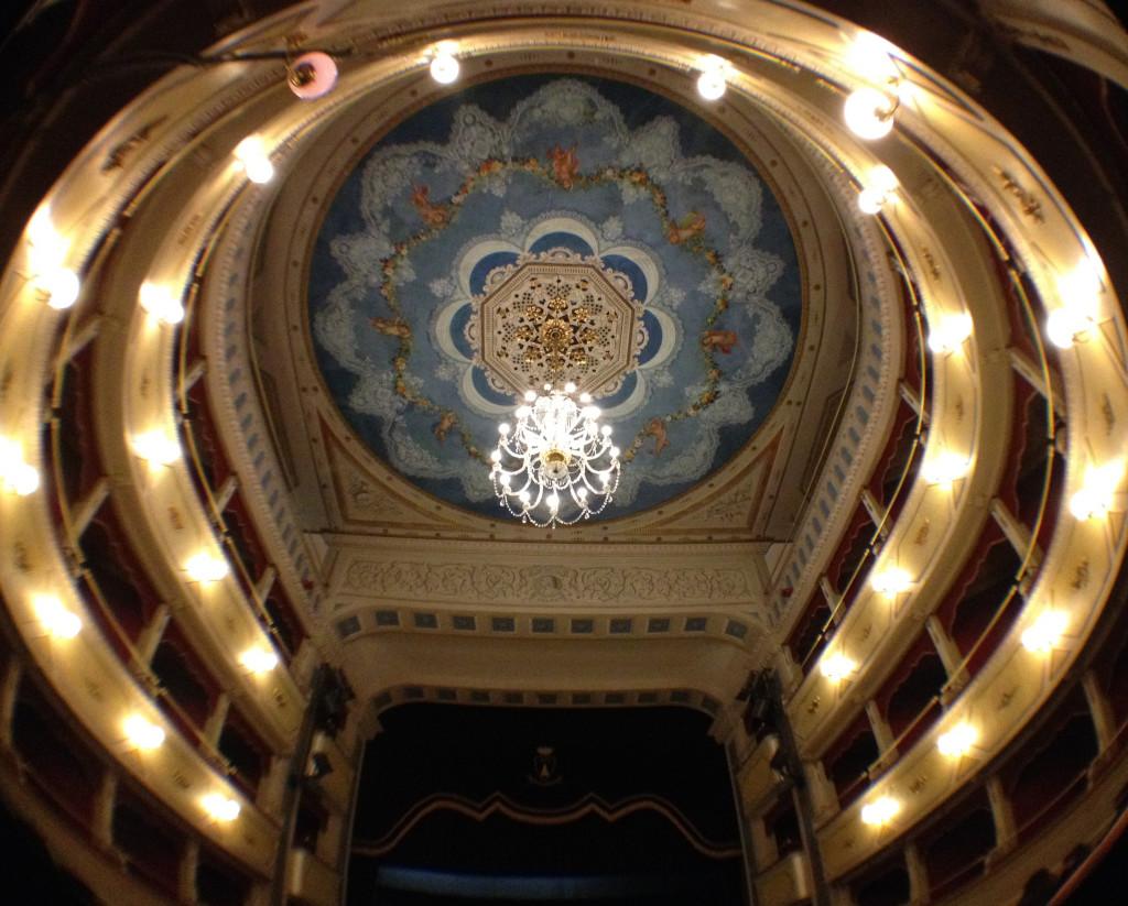 Teatro Goldoni, Corinaldo © I Love Marche