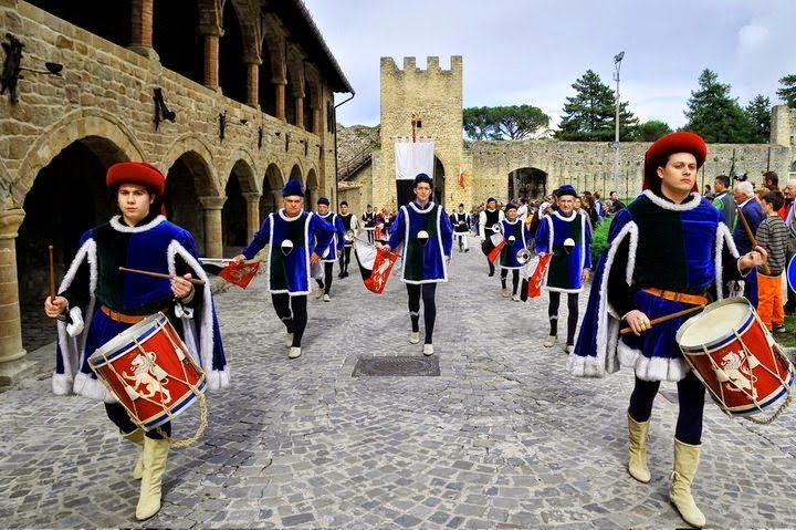 medievalia san ginesio